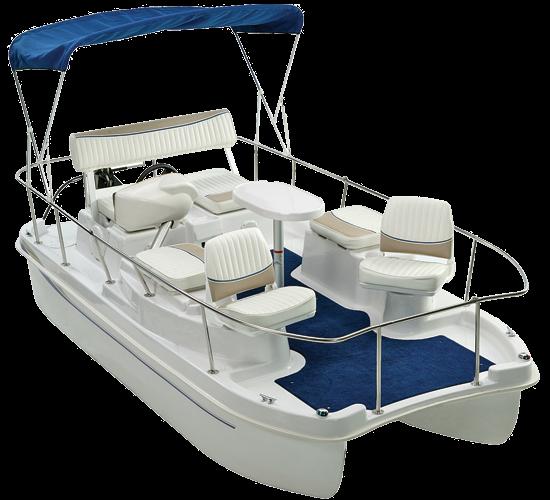 Escboats Com Electric Powered Deck Boats