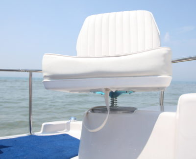 Esc'Key Bow Seating Starboard Side