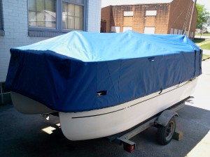 Mooring Cover Bow